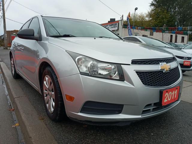 2011 Chevrolet Cruze LS+ w/1SB