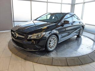 Used 2018 Mercedes-Benz CLA-Class 4MATIC® for sale in Edmonton, AB