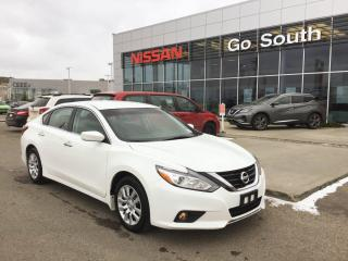 Used 2018 Nissan Altima 2.5S, AUTO, BACK UP CAMERA for sale in Edmonton, AB