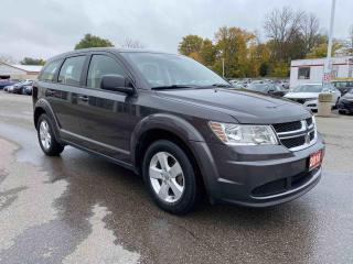 Used 2016 Dodge Journey Canada Value Pkg 4dr FWD Sport Utility for sale in Brantford, ON