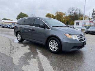 Used 2012 Honda Odyssey LX 4dr FWD 4 Door for sale in Brantford, ON