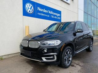 Used 2017 BMW X5 xDrive35D DIESEL - FULLY LOADED for sale in Edmonton, AB