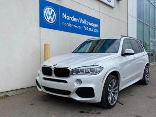 Used 2016 BMW X5 M Sport for sale in Edmonton, AB