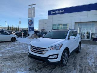 Used 2016 Hyundai Santa Fe Sport SE TURBO/AWD/LEATHER/PANOROOF/HEATEDSEATSANDSTEERING for sale in Edmonton, AB
