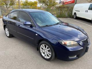 Used 2008 Mazda MAZDA3 GS ** CRUISE, SUNROOF, AUX. INPUT ** for sale in St Catharines, ON