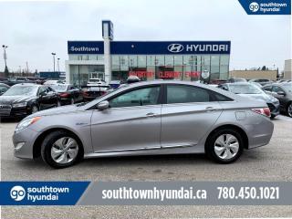 Used 2013 Hyundai Sonata Hybrid BLUETOOTH/HEATED SEATS for sale in Edmonton, AB