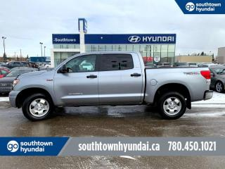 Used 2013 Toyota Tundra SR5/4WD/CREWMAX/5.7L V8 for sale in Edmonton, AB