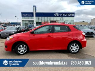 Used 2010 Toyota Matrix AUTO/AIR/HEATED SEATS/LOW KMS!! for sale in Edmonton, AB