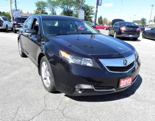 Used 2013 Acura TL FWD No Accidents One Owner for sale in Windsor, ON