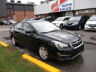 Used 2016 Subaru Impreza 2.0i w/Sport Pkg ~ BACK UP CAMERA ~ BLUETOOTH for sale in Toronto, ON