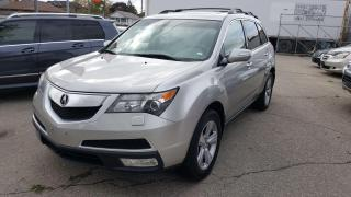 Used 2011 Acura MDX LEATHER for sale in Etobicoke, ON