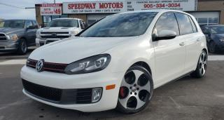 Used 2011 Volkswagen Golf GTI 5dr HB - 6 Speed Manual, Accident Free for sale in Oakville, ON