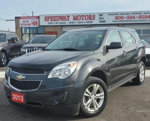 Used 2013 Chevrolet Equinox FWD 4dr LS - One Owner, Clean History for sale in Oakville, ON