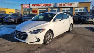 Used 2017 Hyundai Elantra 4dr Sdn - Clean History, LOW KMS for sale in Oakville, ON