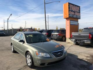 Used 2009 Hyundai Sonata GL**AUTO**162KMS**4 CYLINDER**CERTIFIED for sale in London, ON