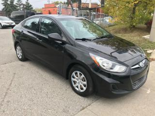 Used 2014 Hyundai Accent GL,AUTO,88KM,SAFETY+3YEARS WARRANTY INCLUDED for sale in Toronto, ON