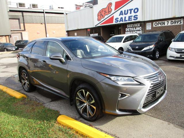 2016 Lexus RX 350 EXECUTIVE ~ HUD ~ BSA ~ PANO ROOF ~ 360 CAMERA