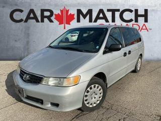 Used 2004 Honda Odyssey LX for sale in Cambridge, ON