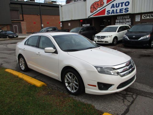 2012 Ford Fusion SEL ~ AWD ~ LEATHER ~ BLUETOOTH