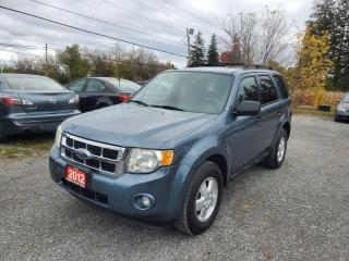 Used 2012 Ford Escape XLT LOW KMS for sale in Stouffville, ON