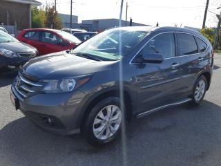 Used 2012 Honda CR-V Touring,AWD, NAV, BLUETOOTH, BACK UP CAMERA,195KM for sale in Ottawa, ON