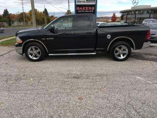 Used 2010 Dodge Ram 1500 SLT for sale in Newmarket, ON