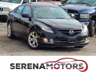 Used 2009 Mazda MAZDA6 GT | 2.5L | AUTO | FULLY LOADED | NO ACCIDENTS for sale in Mississauga, ON