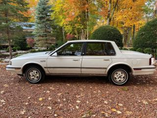 Used 1987 Oldsmobile Cutlass Ciera Brougham Available in  Sutton for sale in Sutton West, ON