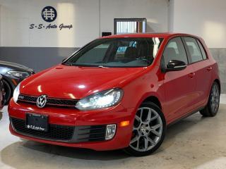 Used 2013 Volkswagen GTI DSG WOLFSBURG EDITION|NAV|SUNROOF|ACCIDENT FREE| for sale in Oakville, ON