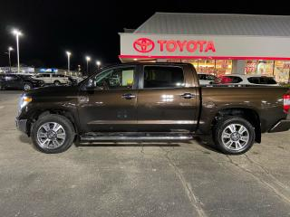 Used 2018 Toyota Tundra Platinum for sale in Cambridge, ON