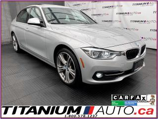 Used 2017 BMW 3 Series 330xi+Sport Line+GPS+Camera+Apple Play+Park Sensor for sale in London, ON