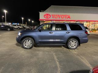 Used 2018 Toyota Sequoia Platinum for sale in Cambridge, ON