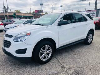 Used 2016 Chevrolet Equinox LS for sale in Scarborough, ON