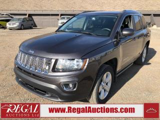 Used 2017 Jeep Compass High Altitude 4D Utility 4WD 2.4L for sale in Calgary, AB
