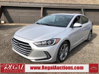 Used 2017 Hyundai Elantra GLS 4D Sedan 2.0L for sale in Calgary, AB