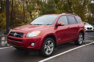 Used 2009 Toyota RAV4 SPORT * 4WD * POWER GROUP RAV4 SPORT | ULTRA LOW KMS | CERTIFIED | for sale in Burlington, ON
