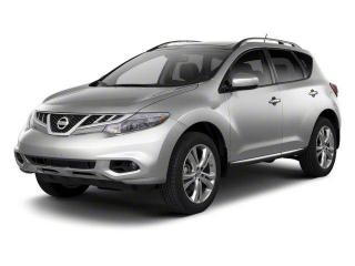 Used 2012 Nissan Murano | CLEAN CARFAX | LOW KMS | TEST DRIVE AVAILABLE | for sale in Burlington, ON