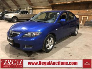 Used 2007 Mazda MAZDA3 4DR Sedan FWD for sale in Calgary, AB