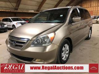 Used 2006 Honda Odyssey 4D WAGON for sale in Calgary, AB