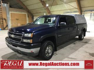 Used 2007 Chevrolet Silverado 2500 CLSC  4D CREW CAB 4WD for sale in Calgary, AB