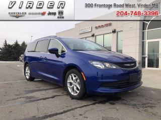 Used 2018 Chrysler Pacifica Touring for sale in Virden, MB