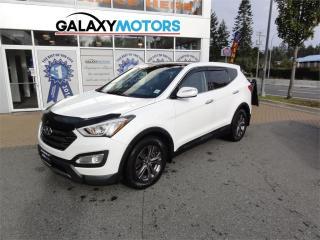 Used 2013 Hyundai Santa Fe Luxury for sale in Nanaimo, BC