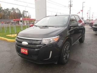 Used 2014 Ford Edge SEL for sale in Gloucester, ON