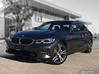 New 2021 BMW 3 Series 330i xDrive Let US Go The Extra Mile for sale in Winnipeg, MB