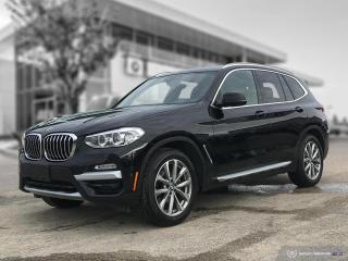 Used 2019 BMW X3 xDrive30i ESSENTIALS - 4 NEW TIRES! for sale in Winnipeg, MB