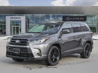 Used 2019 Toyota Highlander XLE SE AWD for sale in Winnipeg, MB