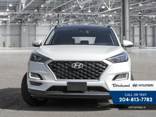 New 2021 Hyundai Tucson Preferred Sun & Leather AWD for sale in Winnipeg, MB