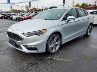 Used 2017 Ford Fusion for sale in London, ON