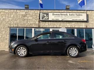 Used 2011 Chevrolet Cruze LS+ w/1SB for sale in Calgary, AB