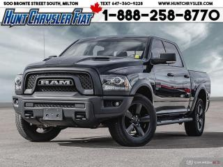 Used 2019 RAM 1500 Classic WARLOCK | CREW | 4X4 | 8.4 | RMT STRT!!! for sale in Milton, ON